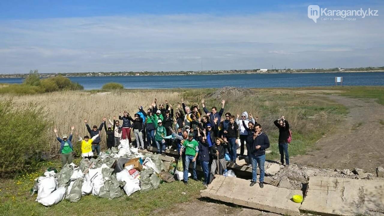 Фото: Волонтёры Караганды -