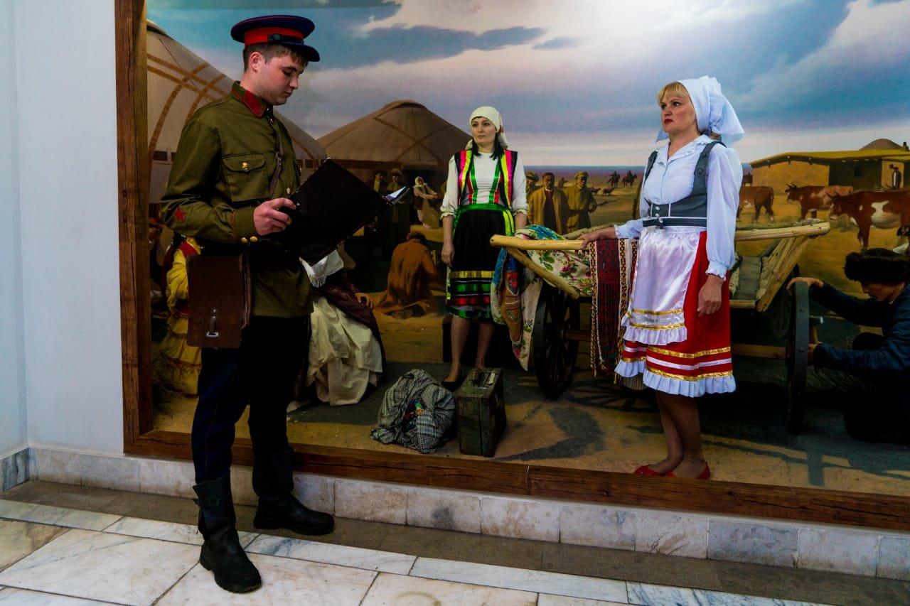 """Карагандинцы посетили акцию """"Ночь в музее"""", фото-10, Фото: ekaraganda.kz."""