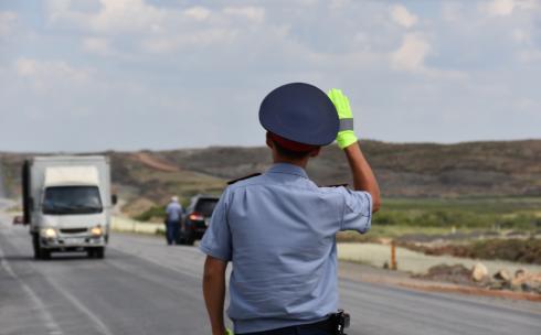 В Карагандинской области за полгода сотрудниками полиции выявлено 92 тысячи нарушений ПДД , фото-3