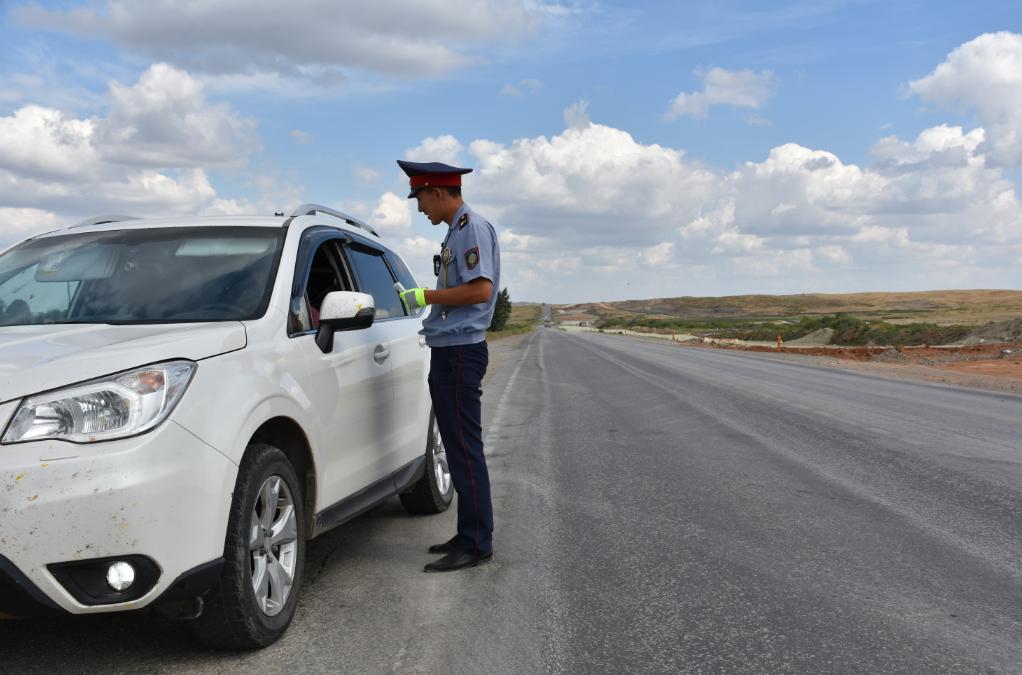 В Карагандинской области за полгода сотрудниками полиции выявлено 92 тысячи нарушений ПДД , фото-2