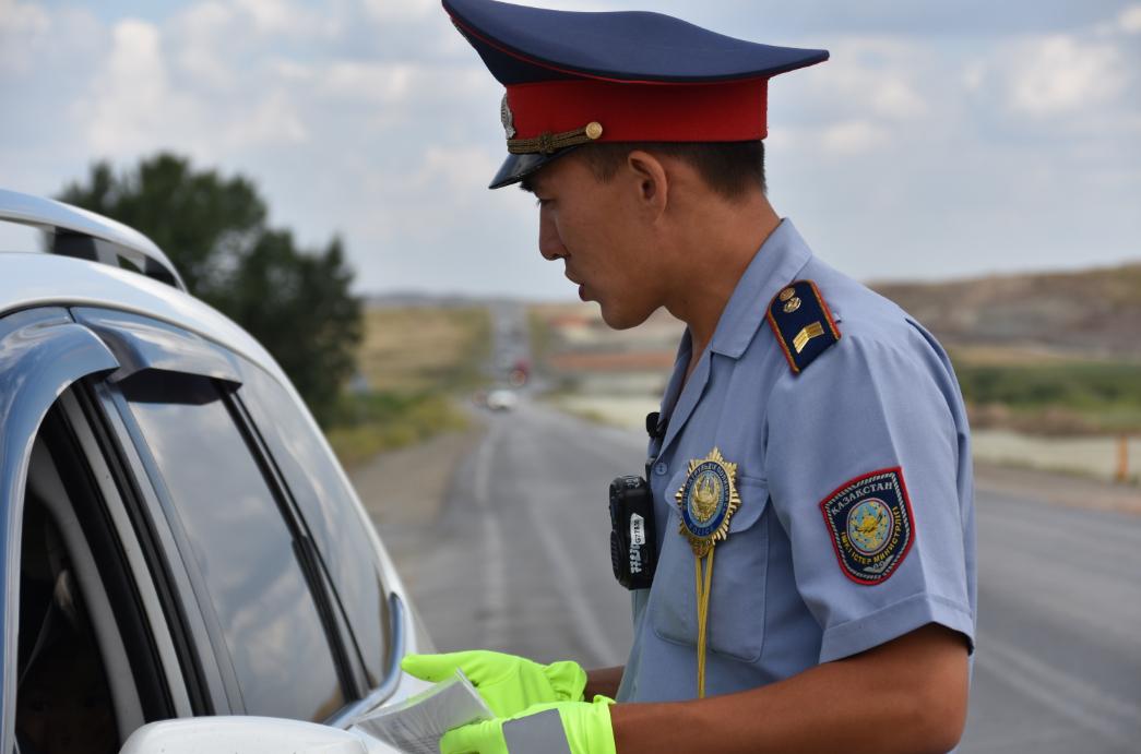 В Карагандинской области за полгода сотрудниками полиции выявлено 92 тысячи нарушений ПДД , фото-5