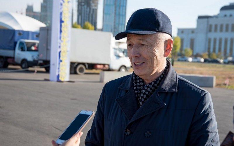 Сельхозпроизводители Карагандинской области представили свою продукцию жителям столицы Казахстана, фото-2