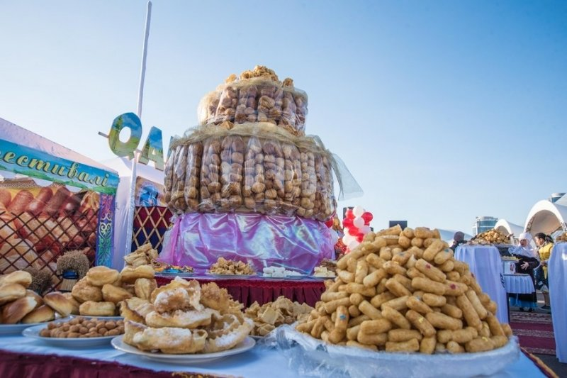Сельхозпроизводители Карагандинской области представили свою продукцию жителям столицы Казахстана, фото-14