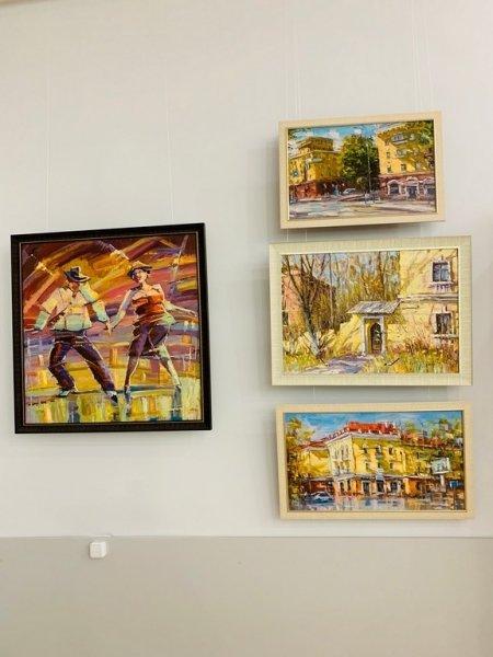 В Караганде открыта персональная выставка Олега Дроздова, фото-6