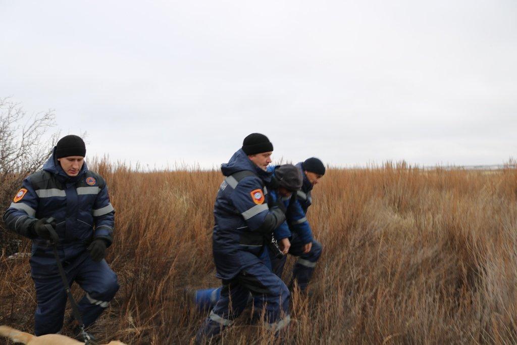 В Карагандинской области для ликвидации ЧС зимнего периода были приведены в готовность свыше 3000 человек и 1200 техники, фото-13