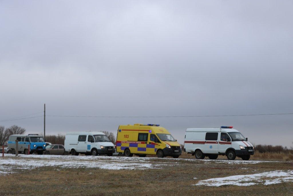 В Карагандинской области для ликвидации ЧС зимнего периода были приведены в готовность свыше 3000 человек и 1200 техники, фото-19
