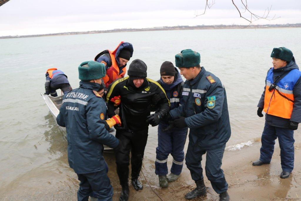 В Карагандинской области для ликвидации ЧС зимнего периода были приведены в готовность свыше 3000 человек и 1200 техники, фото-21