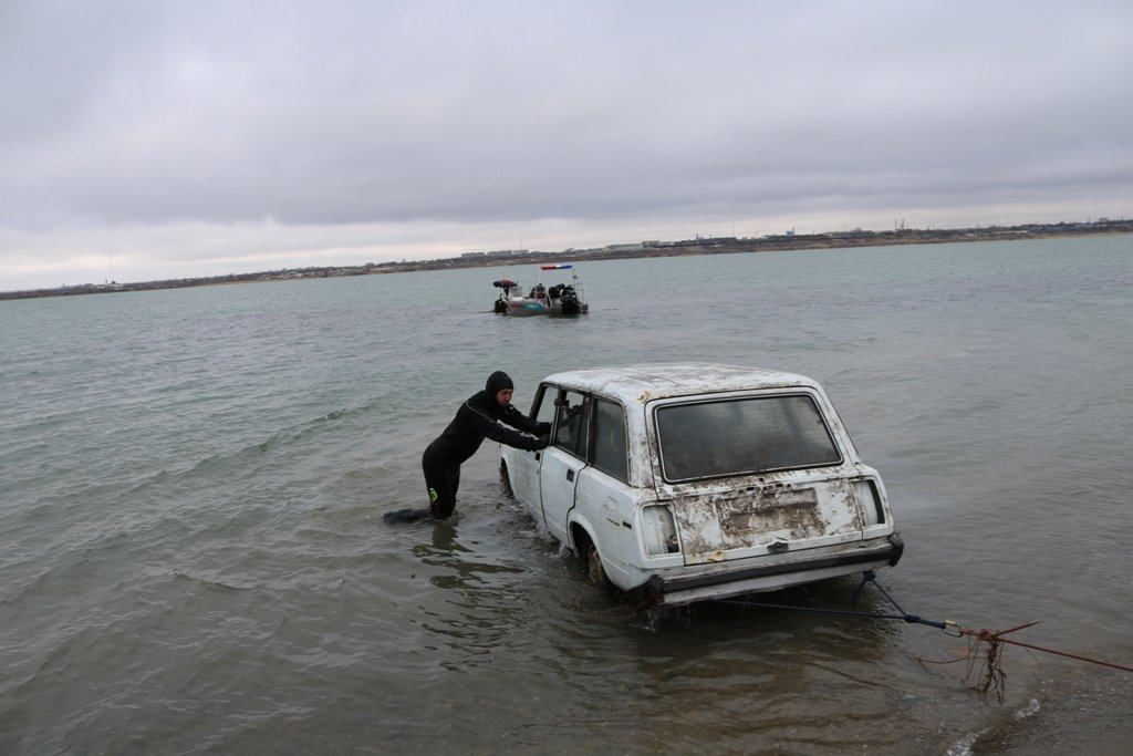 В Карагандинской области для ликвидации ЧС зимнего периода были приведены в готовность свыше 3000 человек и 1200 техники, фото-24