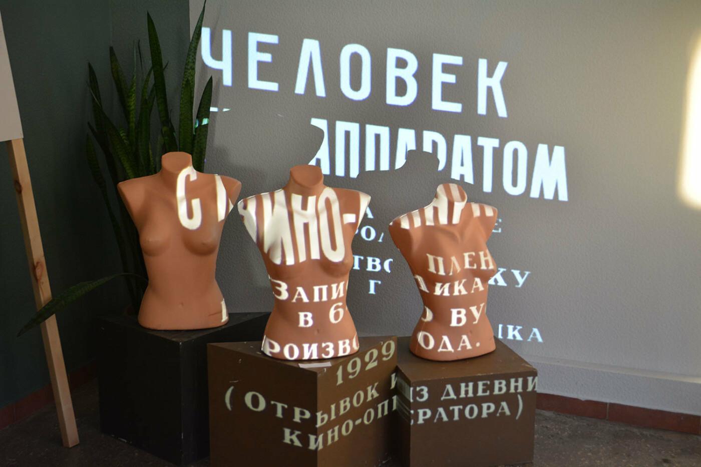В Караганде проведена выставка «Монолог 33», фото-14