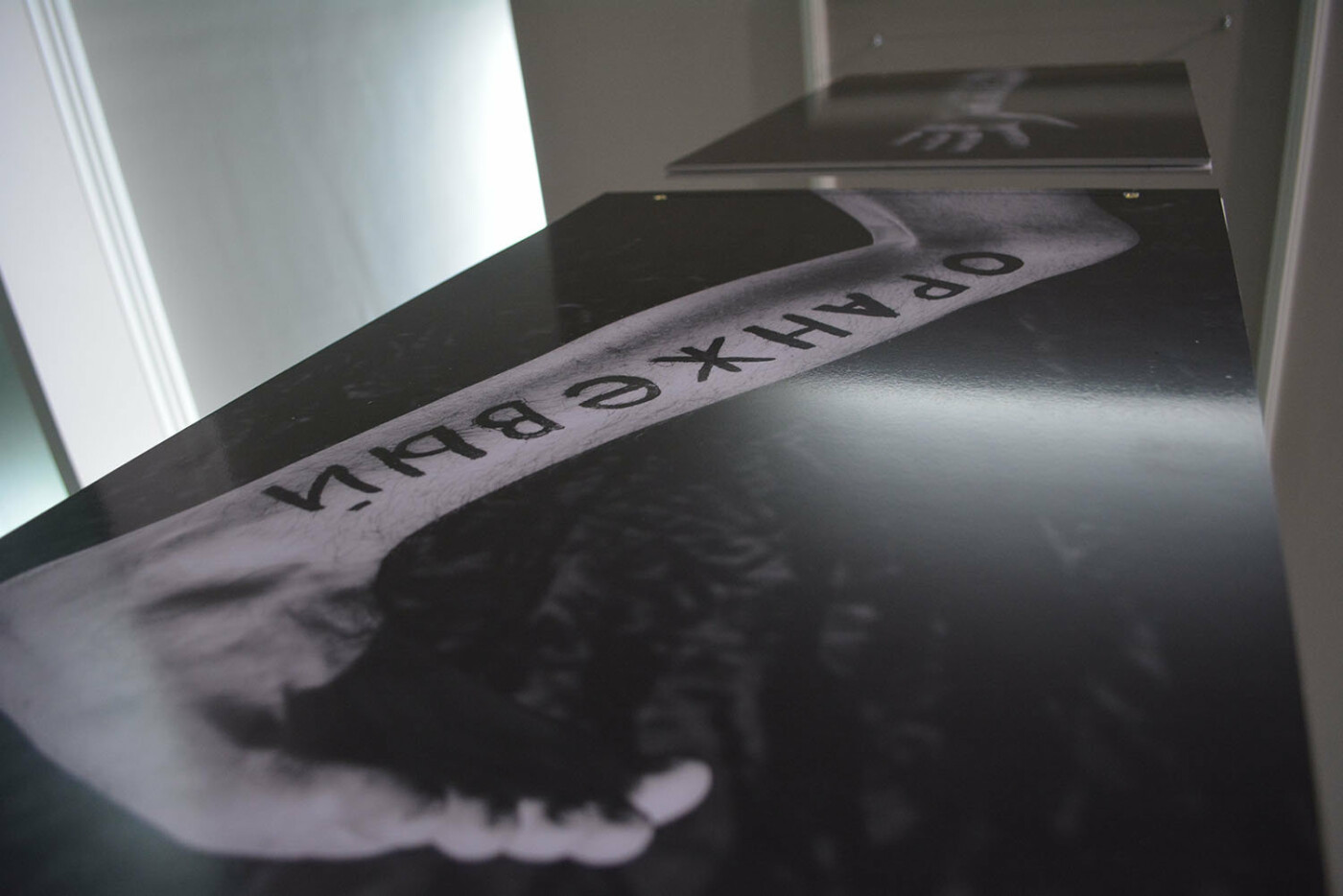 В Караганде проведена выставка «Монолог 33», фото-16