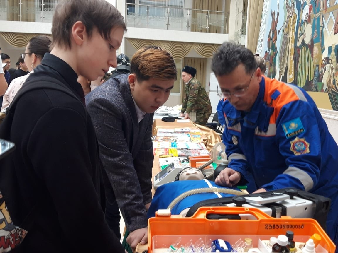 Волонтеры Карагандинской области помогут в реконструкции исторических памятников, фото-1