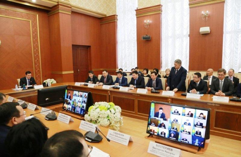 63-летнего экс-акима взял в советники Женис Касымбек, фото-2