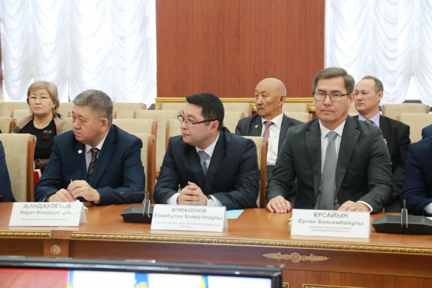 63-летнего экс-акима взял в советники Женис Касымбек, фото-1