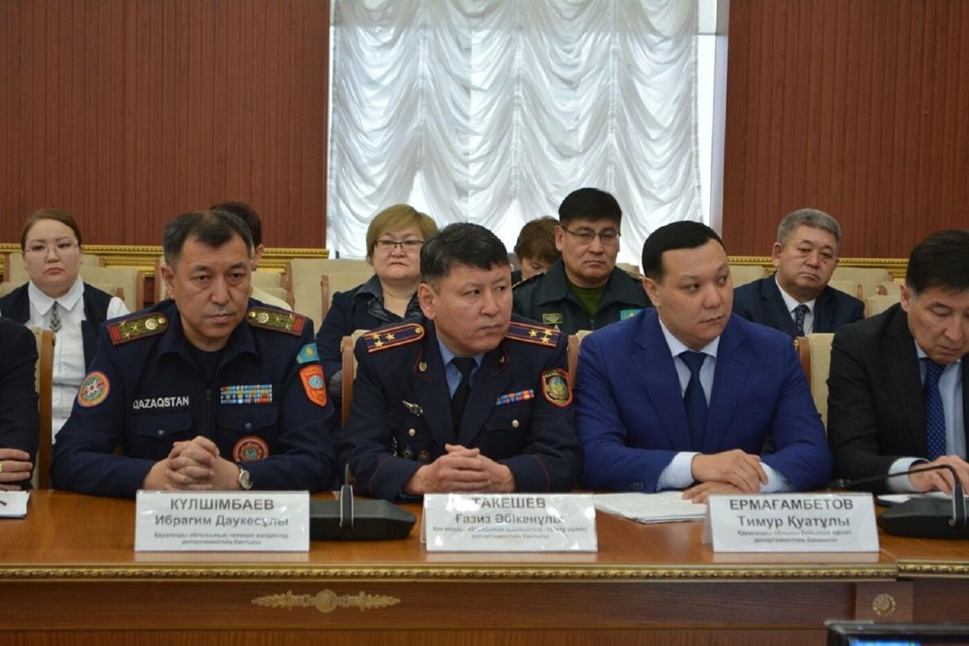 Нового начальника ДУИС представили в Карагандинской области, фото-1