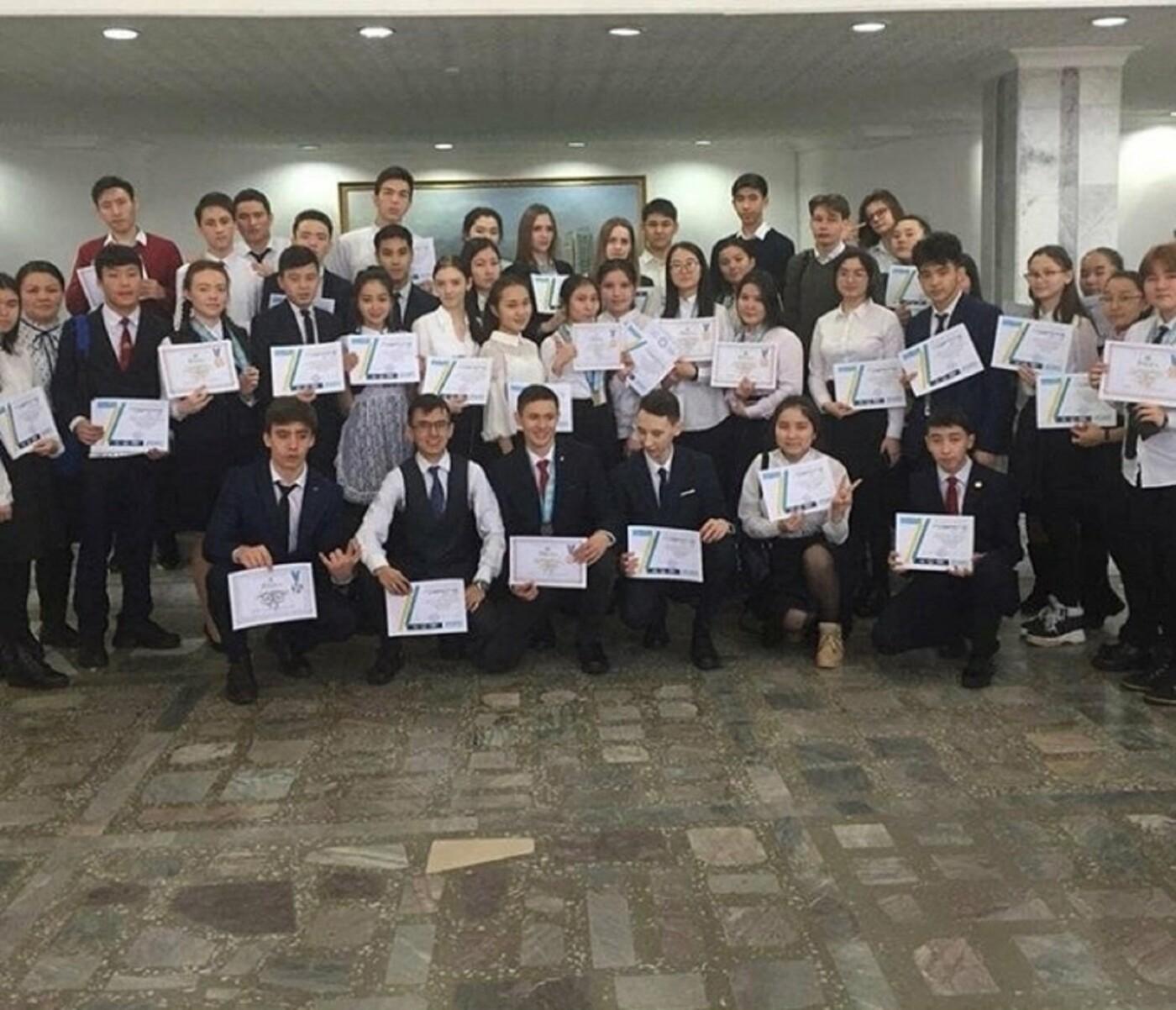 11 медалей привезли школьники Караганды с республиканского конкурса научных проектов, фото-2, @karaganda-region.gov.kz