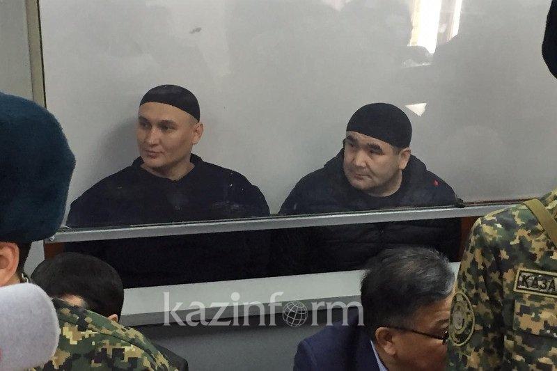 Убийц карагандинского егеря Ерлана Нургалиева приговорили к пожизненному лишению свободы, фото-1, @inform.kz