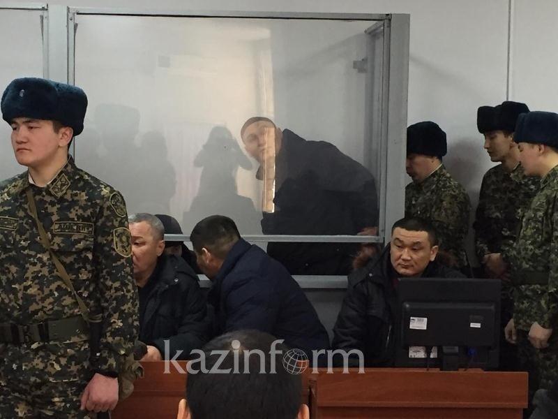 Убийц карагандинского егеря Ерлана Нургалиева приговорили к пожизненному лишению свободы, фото-3, @inform.kz