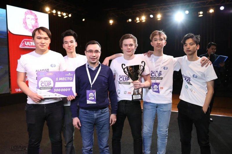 Преподаватель колледжа стал победителем кибертурнира Alaman Cup: Qarag'andy, фото-4, @karaganda-region.gov.kz