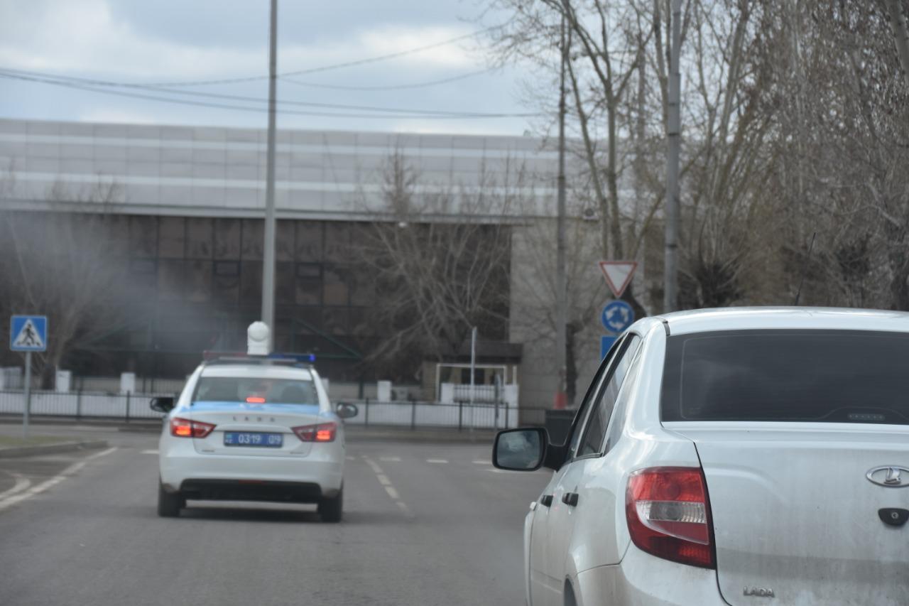 В пяти городах Карагандинской области полностью остановлено движение, фото-1