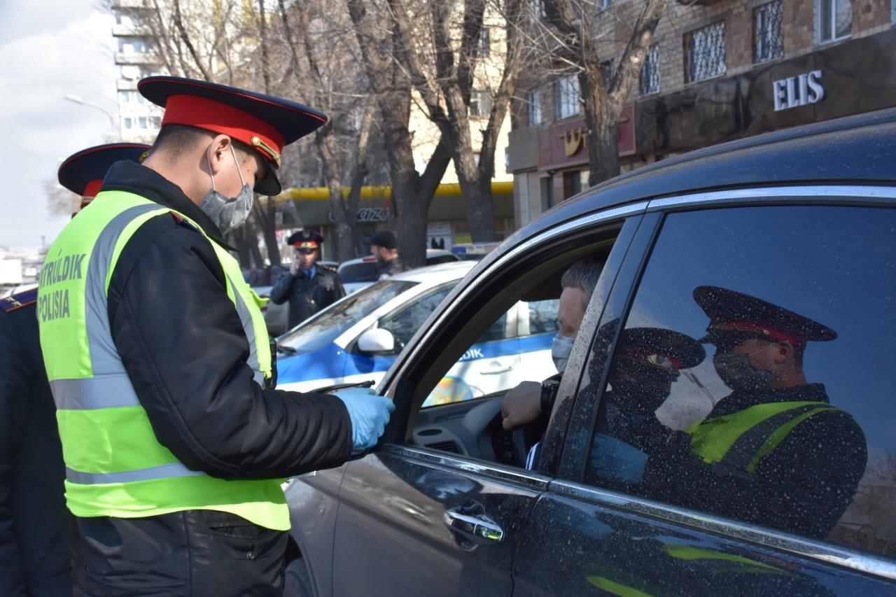 В пяти городах Карагандинской области полностью остановлено движение, фото-2