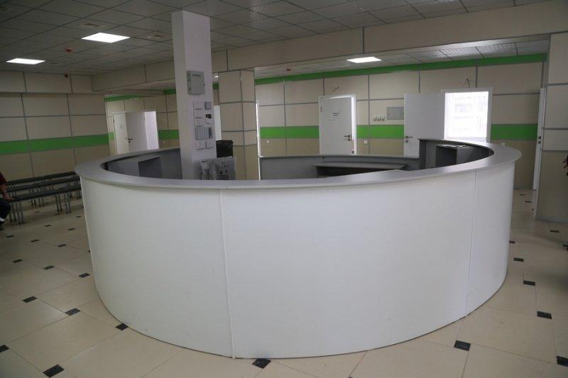 В Темиртау построена новая поликлиника, фото-1