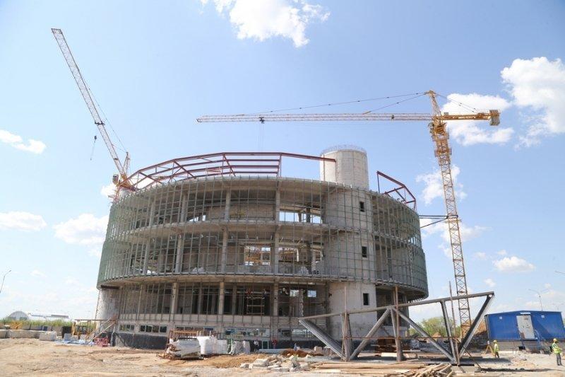 Карагандинский железнодорожный вокзал планируют открыть в июне , фото-1