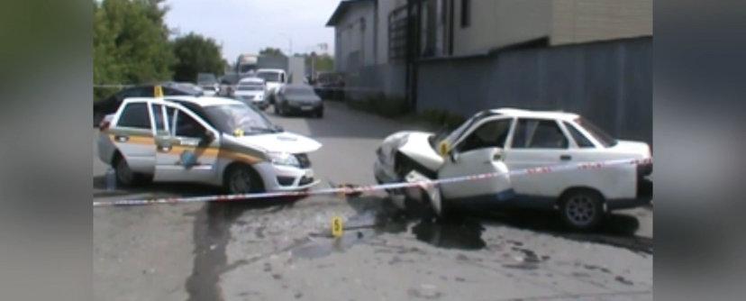 Задержаны напавшие на инкассаторов в Караганде.Видео, фото-1