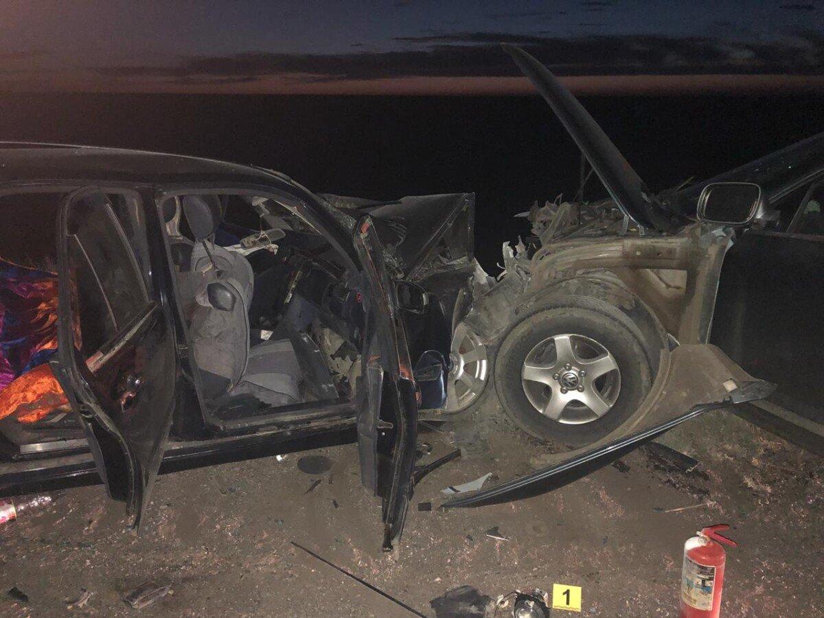 Два человека погибли в ДТП на дороге Жезказган – Караганда, фото-1, @polisia.kz