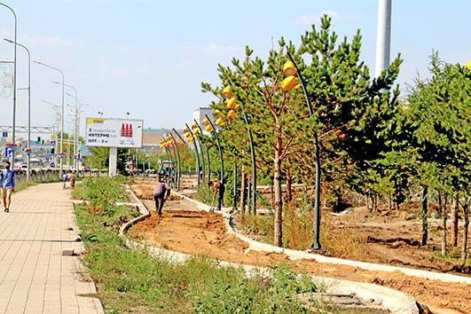 Спортивно-развлекательный парк появился в Караганде, фото-2