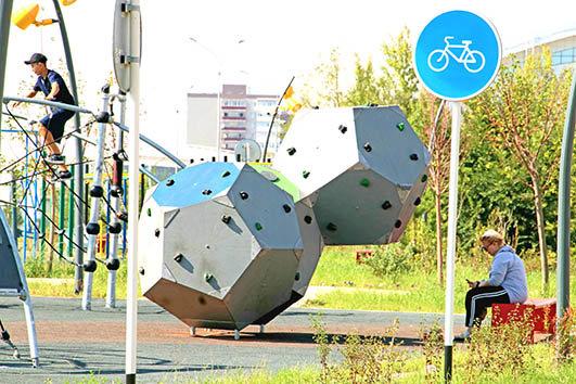 Спортивно-развлекательный парк появился в Караганде, фото-3