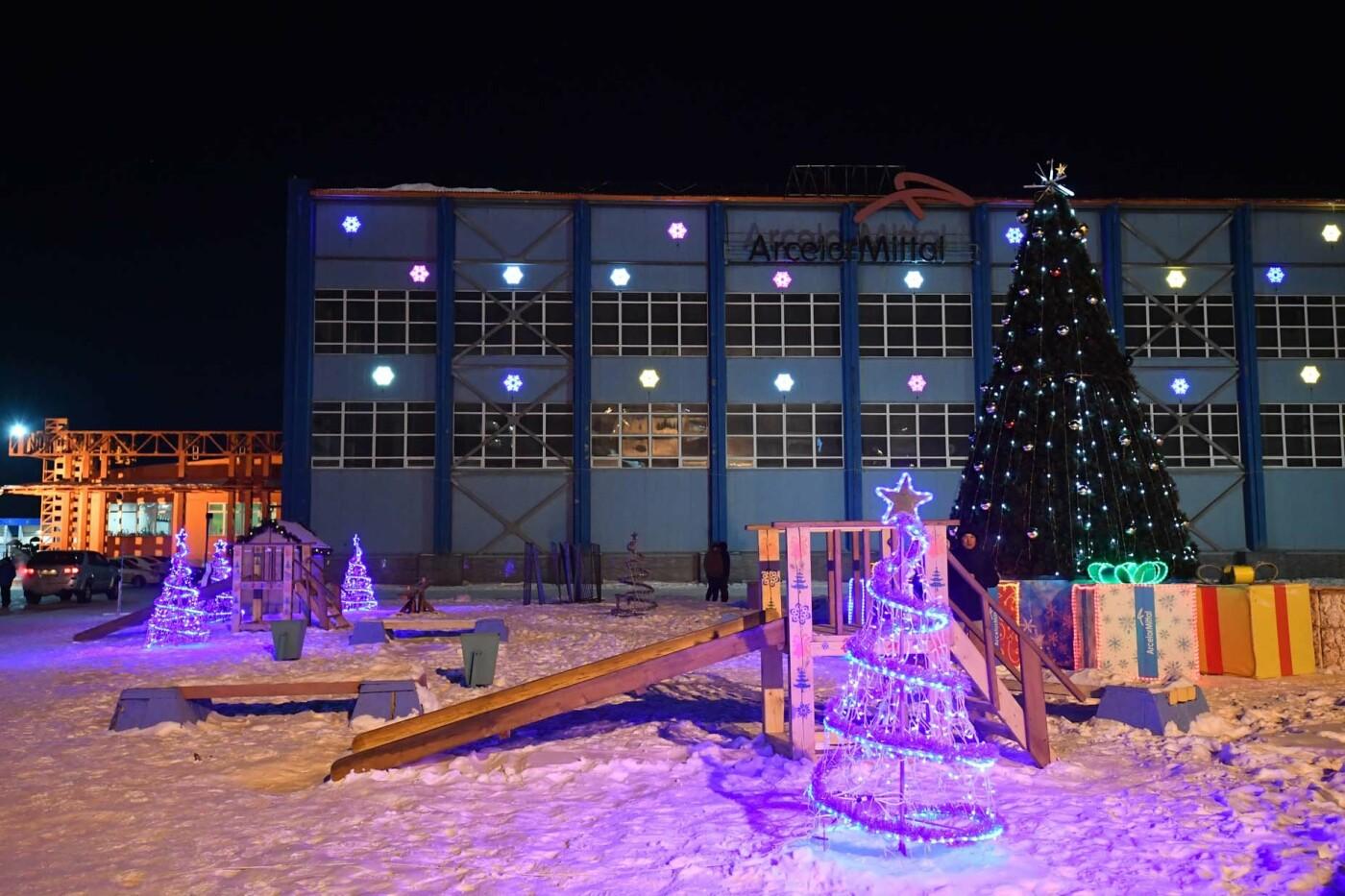 красивое оформление доставило удовольствие авторам, фото пресс-службы акимата Карагандинской области