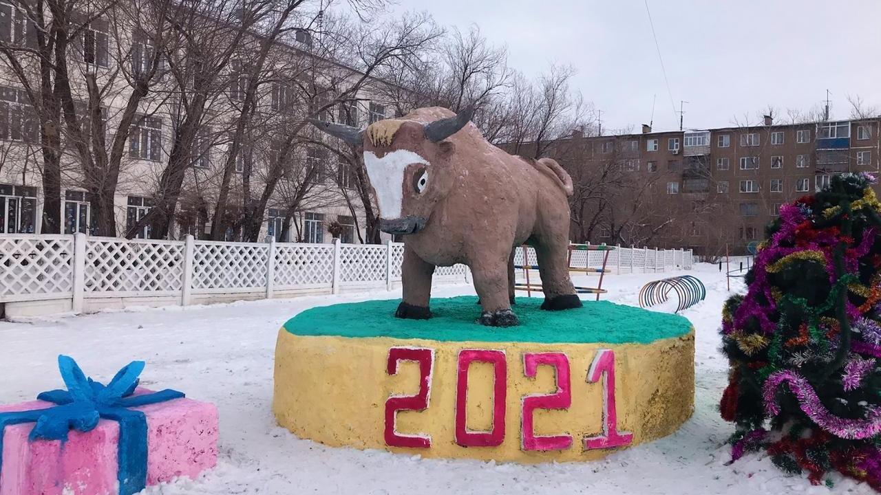 на символ нового года возлагают большие надежды, фото пресс-службы акимата Карагандинской области