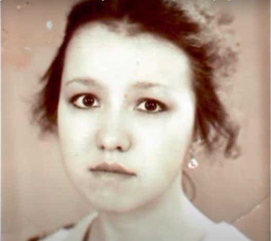 Та самая Лилия: на фото ей 17 лет, кадр из видео Первый канал Евразия