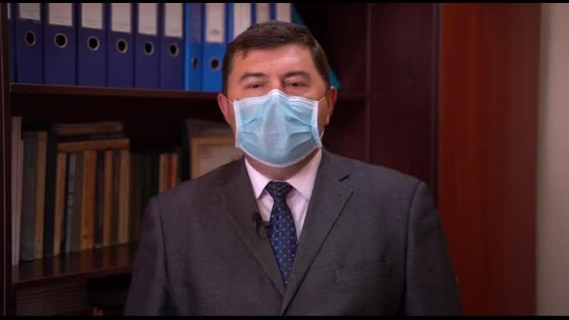 Юрий Залыгин, фото пресс-службы акимата Карагандинской области
