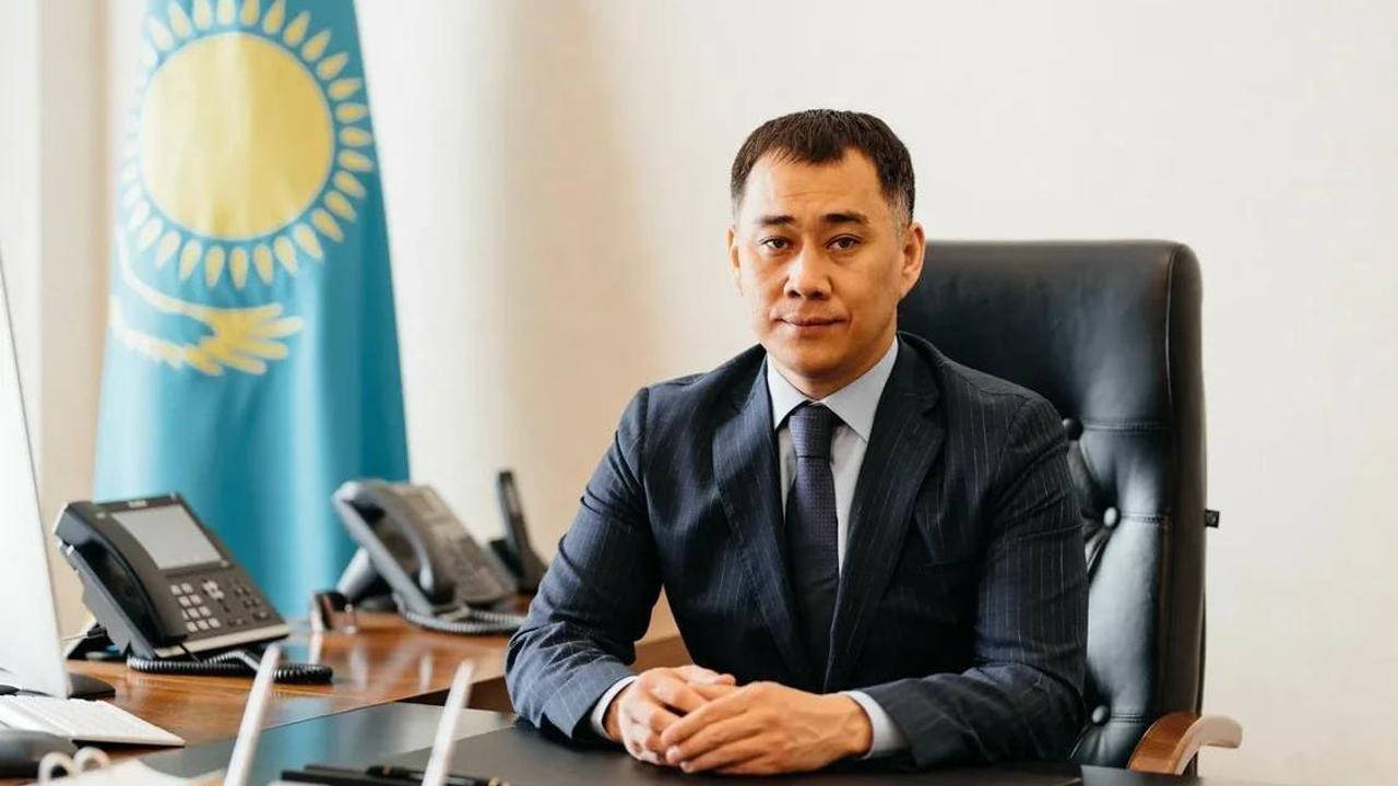 Аскербек Халтонов,, фото пресс-службы акимата Карагандинской области