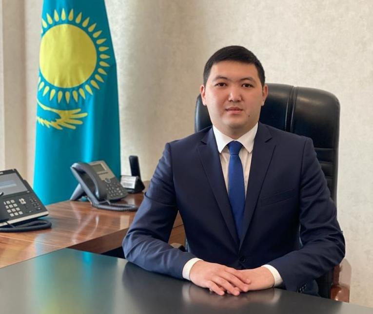 на фото: Саят Шаймин, фото пресс-службы акимата Карагандинской области