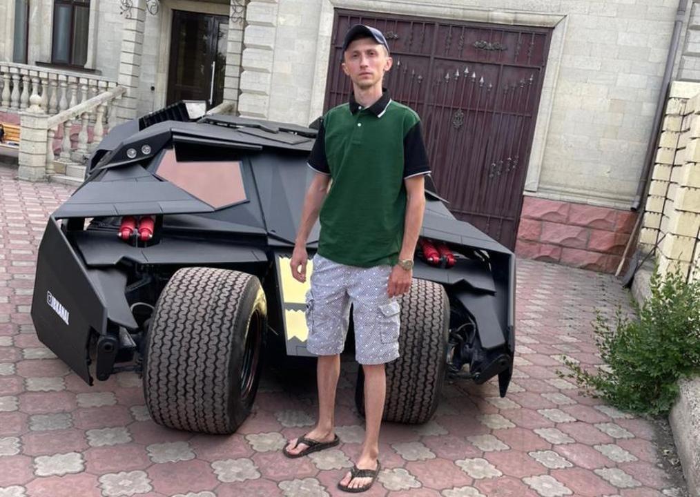 на конструирование автомобиля ушло 3 года, фото пресс-службы акимата Карагандинской области
