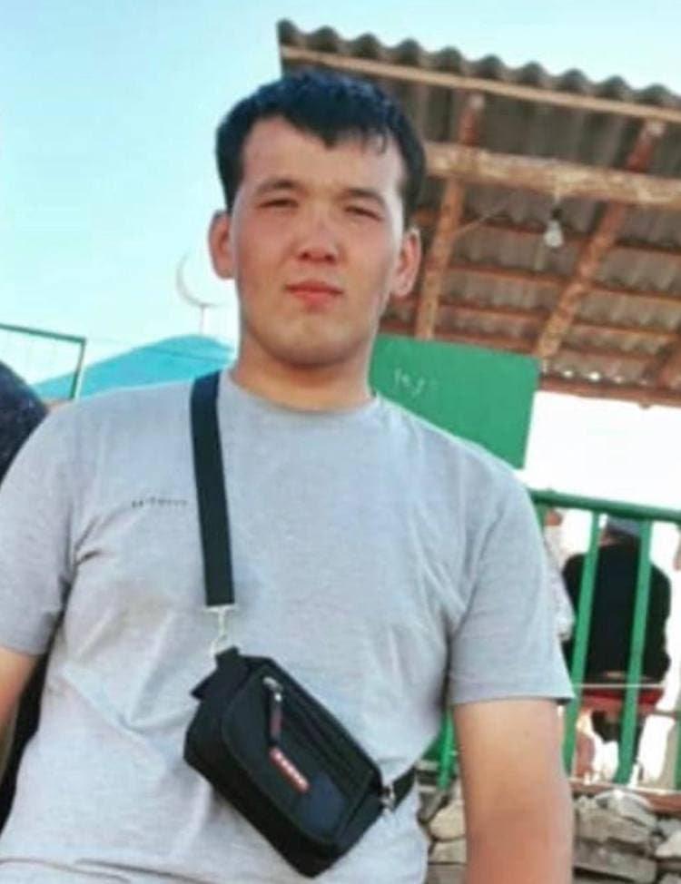 При тушении степного пожара  погиб житель села Косколь Бейбарыс Ескендир, фото-1, фото телеграм-канала Вечерняя Караганда